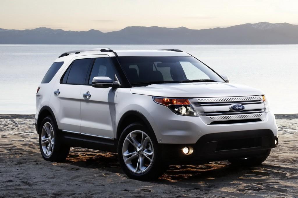 Ford-Explorer-SUV-White-Color