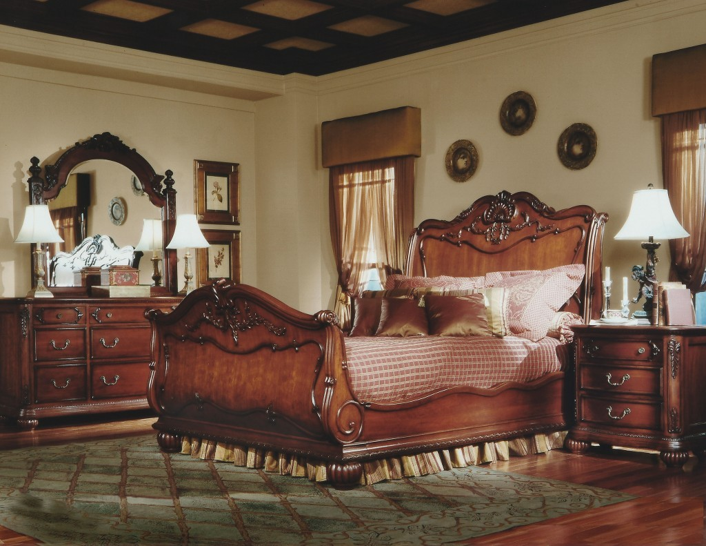 bedroom-suite-wooden-furniture