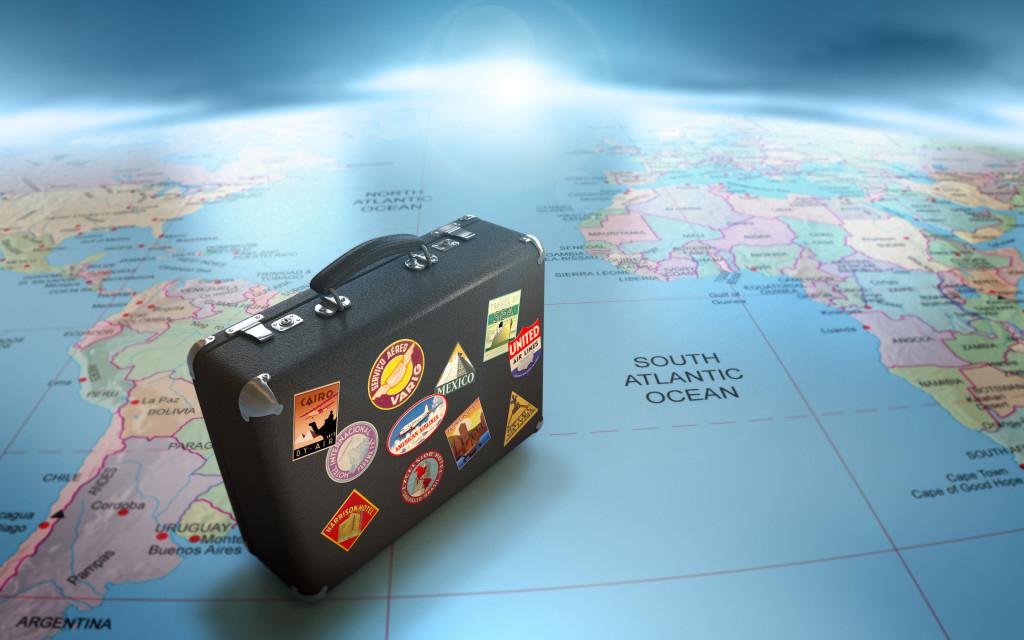 travel-agent-planning-trip
