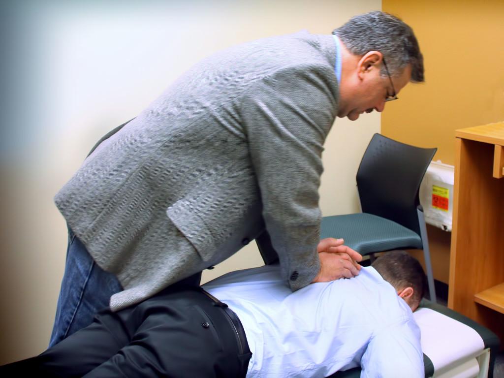 spinal-manipulation