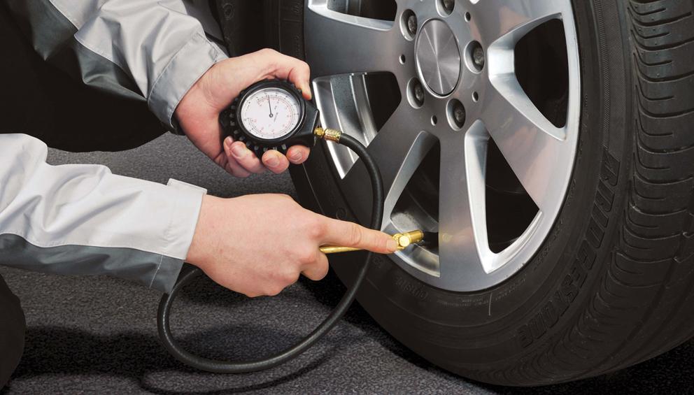Check Tire Pressure >> How To Check Tire Pressure America Top 10