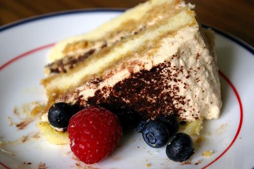 A Tiramisu Cake Recipe