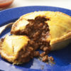 <?php echo The origination and history of the meat pie in general; ?>